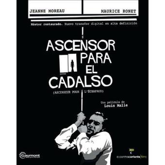 Ascensor para el Cadalso - Blu-Ray