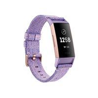 Smartband Fitbit Charge 3 Oro Rosa/ Lavanda Edición especial