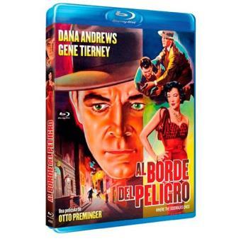Al Borde del Peligro - Blu-Ray