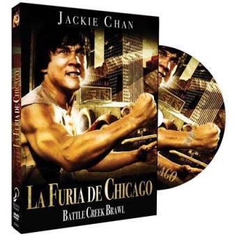 La furia de Chicago - DVD