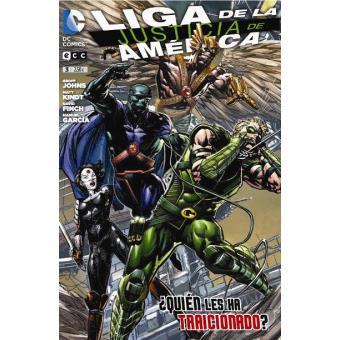 Liga de la Justicia de América 3. Nuevo Universo DC