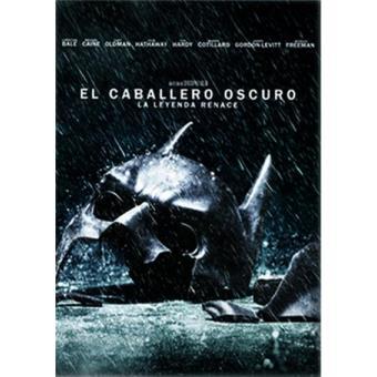El caballero oscuro renace - DVD - Digibook