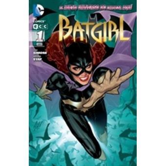 Batgirl 1. Nuevo Universo DC