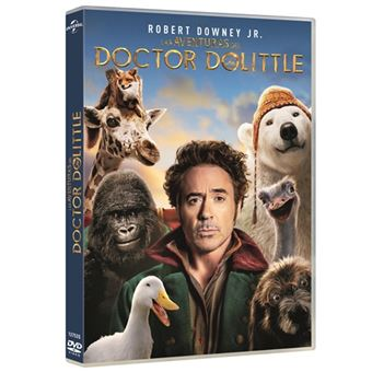 Las aventuras del Doctor Dolittle - DVD