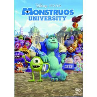Monstruos University - DVD