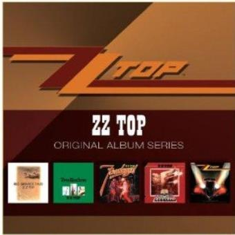 Original Album Series: ZZ Top