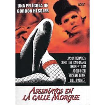 Asesinatos en la Calle Morgue - DVD