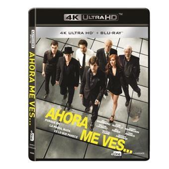 Ahora me ves - UHD + Blu-Ray