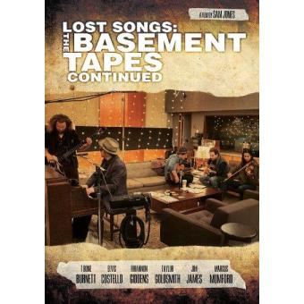 Lost Songs: The Basement Tapes Continued [Formato DVD]