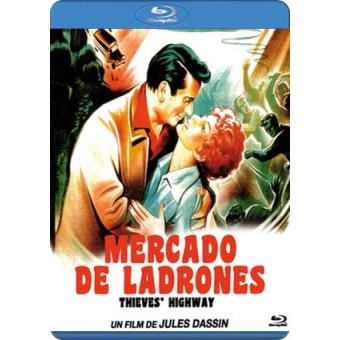 Mercado de ladrones - Blu-Ray