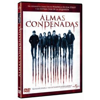 Almas condenadas - DVD