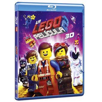 La LEGO Película 2 - Blu-Ray + 3D