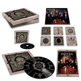 Obsidian - Vinilo + CD
