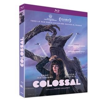 Colossal - Blu-Ray