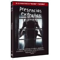 Presencias extrañas - DVD