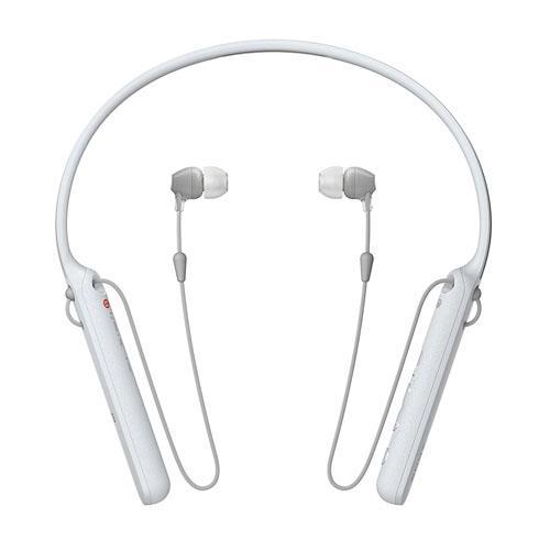 Auriculares Bluetooth Sony WI-C400 Blanco