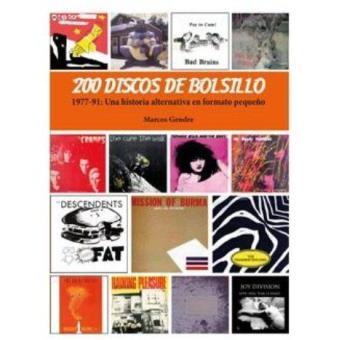 200 discos de bolsillo. 1977-1991. Una historia alternativa en formato pequeño