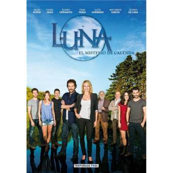 Luna: El misterio de Calenda - Temporada 2 - DVD