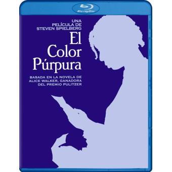 El color púrpura - Blu-Ray
