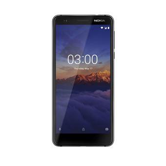 """Nokia 3.1 5,2"""" 16GB Negro Dual SIM"""