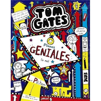Tom Gates: planes geniales o no