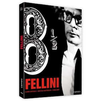 Fellini 8 1/2 - Blu-Ray