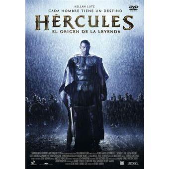 Hércules. El origen de la leyenda - DVD