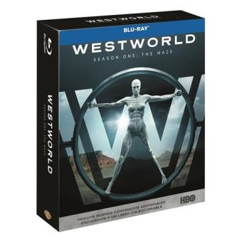 Westworld - Temporada 1 - Blu-Ray