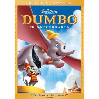 Dumbo (Ed. especial 70 aniversario) - DVD