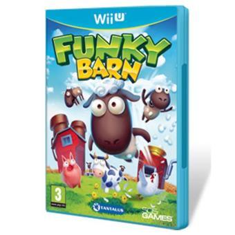 Funky Burn Wii U