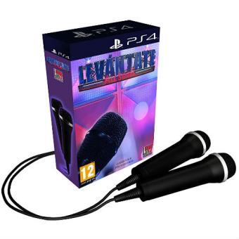 Levántate All Stars + 2 Micrófonos PS4