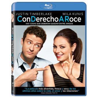 Con derecho a roce - Blu-Ray