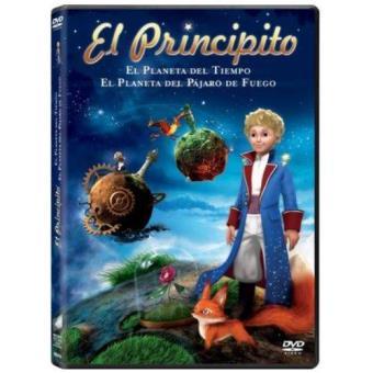 El Principito: El planeta del tiempo + El planeta del pájaro de fuego - DVD