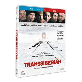 Transsiberian - DVD + Blu-Ray