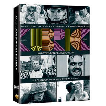 Pack Kubrick - DVD