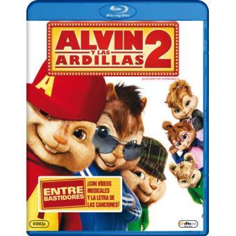 Alvin y las ardillas 2 - Blu-Ray