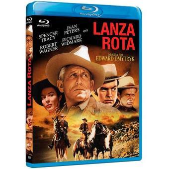 Lanza rota - Blu-Ray + DVD