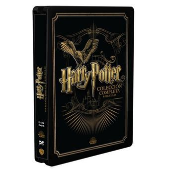 Pack Saga Harry Potter - Steelbook DVD