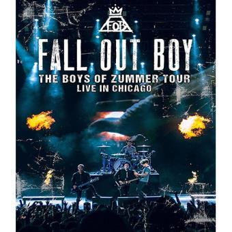 Boys Of Zummer: Live In Chicago (Formato Blu-ray + CD)