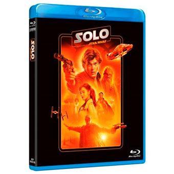 Han Solo. Una historia de Star Wars - Blu-ray
