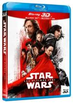 Star Wars Episodio VIII Los últimos Jedi - 3D + Blu-Ray