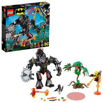 LEGO DC Super Heroes Robot de Baan vs. robot de Hiedra Venenosa