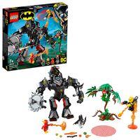 LEGO DC Super Heroes 76117 Robot de Batman™ vs. Robot de Hiedra Venenosa