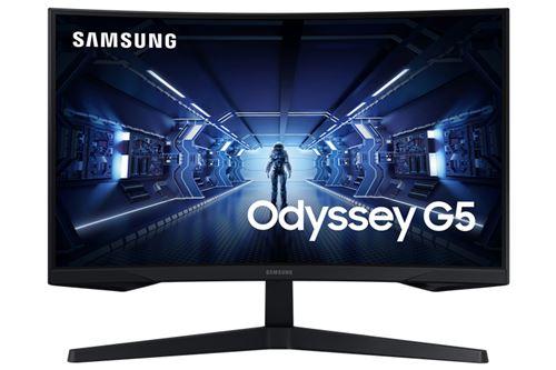 Monitor gaming curvo Samsung Odyssey G5