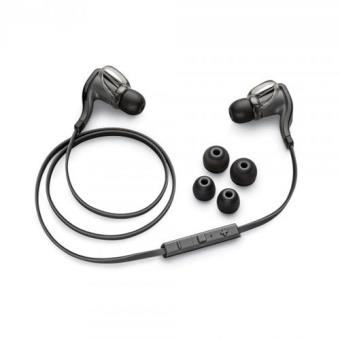 Headset Plantronics BackBeat GO 2 Bluetooth negro