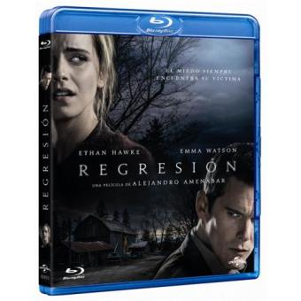 Regresión - Blu-Ray