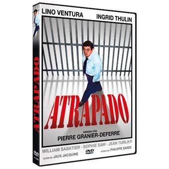 Atrapado - DVD