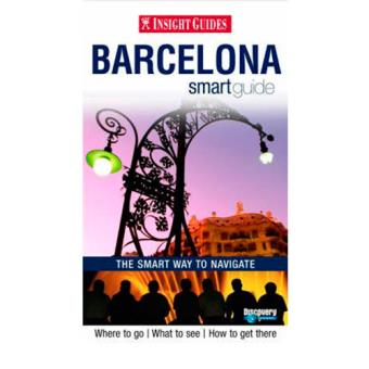 Insight Smart Guide: Barcelona