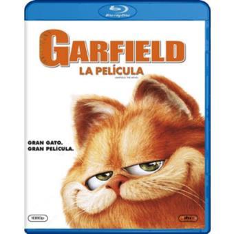 Garfield: La película - Blu-Ray