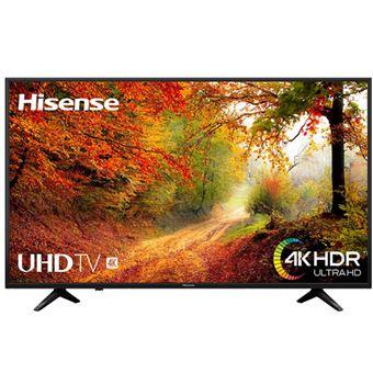 TV LED 43'' Hisense 43A6140 4K UHD HDR Smart TV